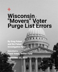"Wisconsin ""Movers"" Voter Purge List Errors"