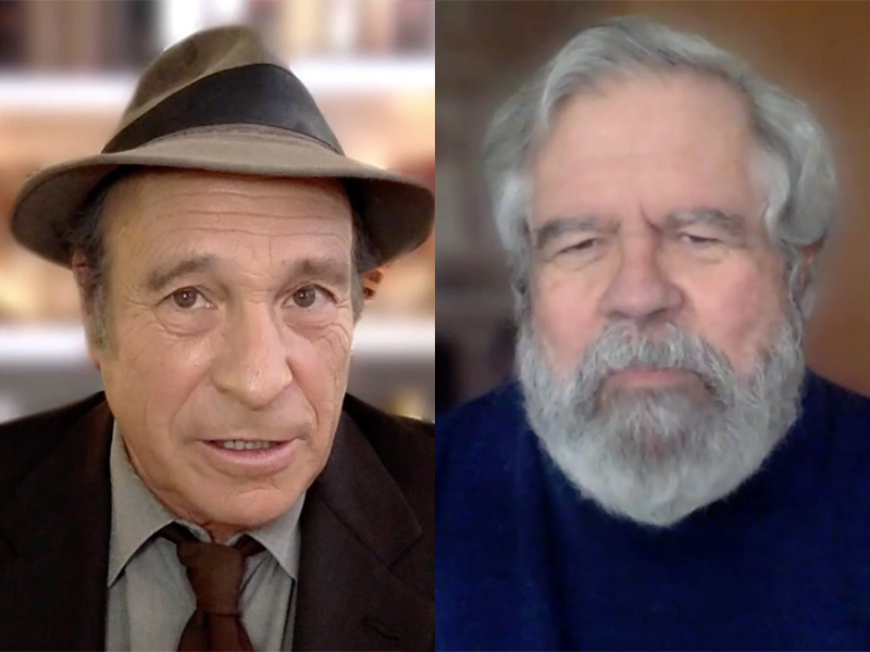 Greg Palast & David Cay Johnston
