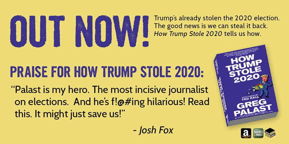 How Trump Stole 2020