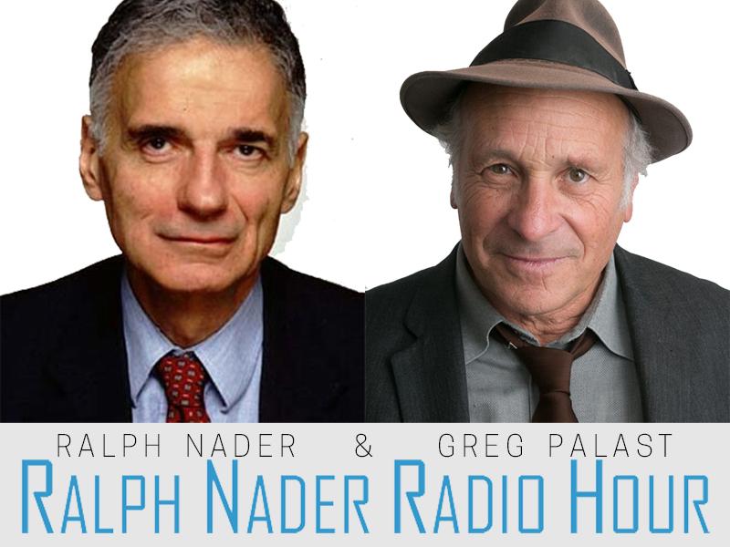 Ralph Nader & Greg Palast